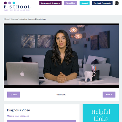 Behind the scenes of E-School: Endo CE for general dentists