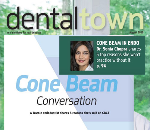 Five Reasons This Endodontist Loves Cone Beam Technology