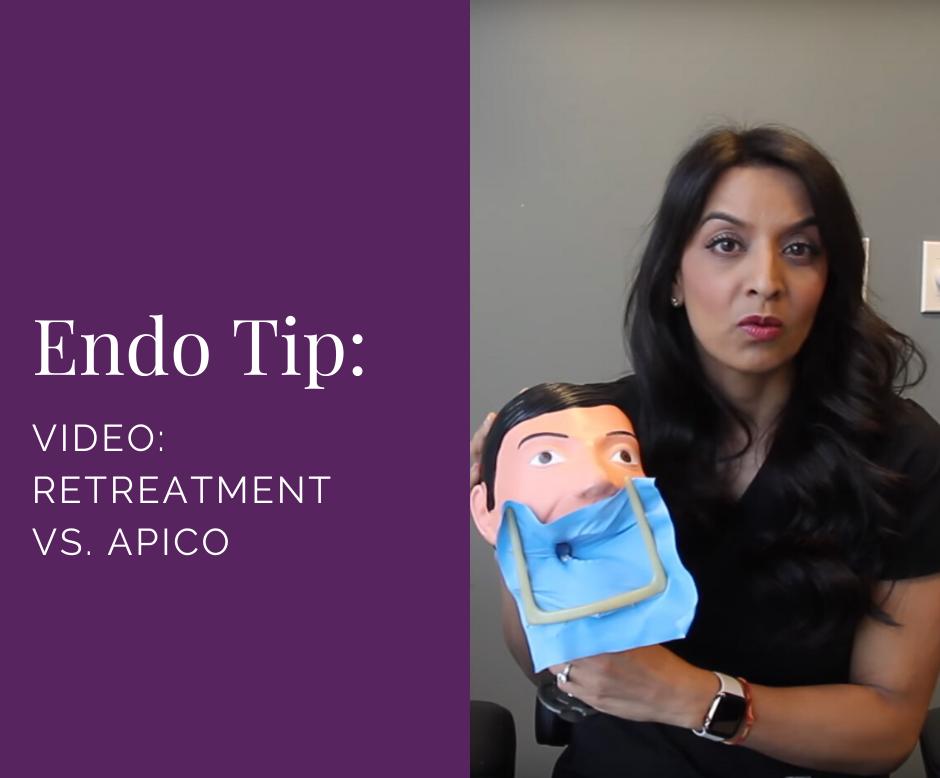 Video Retreatment vs Apico Blog