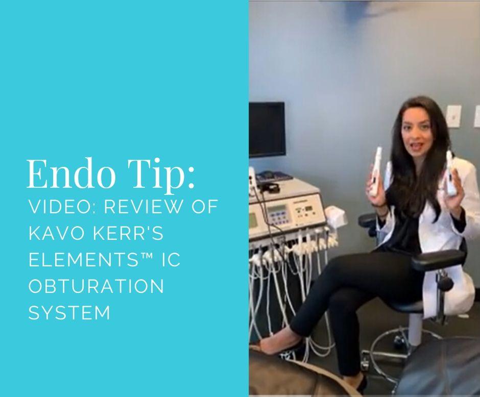 kerr dental obturation system tool review