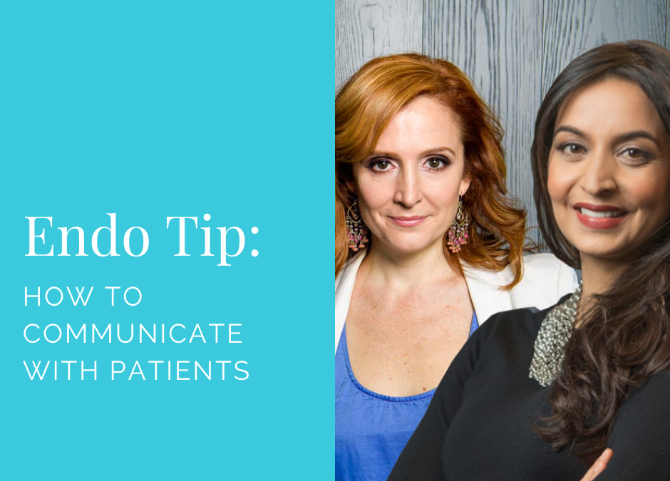 How to Communicate with Patients