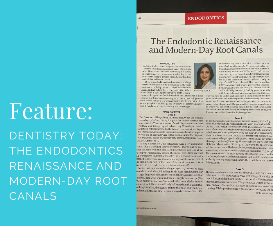 dentistry today feature
